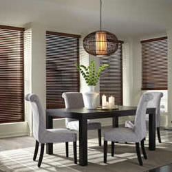 Parkland® Scenic™ Wood Blinds